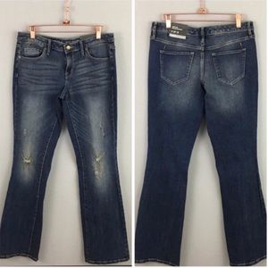 🦋 5 for 25 Mossimo Skinny Boot NWT Jeans
